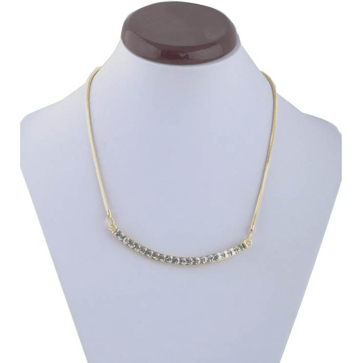 Cristaux style chic embelli collier pendentif Camber
