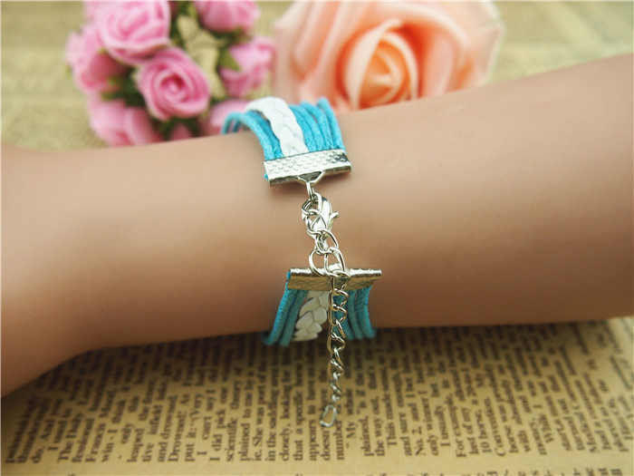 Infinity Love Multilayered Bracelet