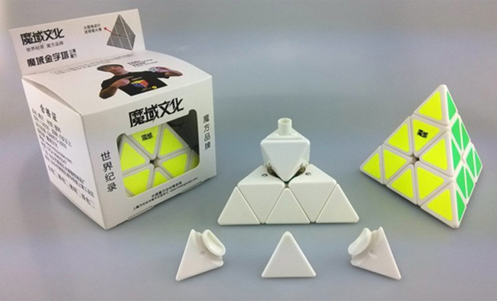 MoYu Creative Pyraminx Magic Speed ​​Cube Educational Toy