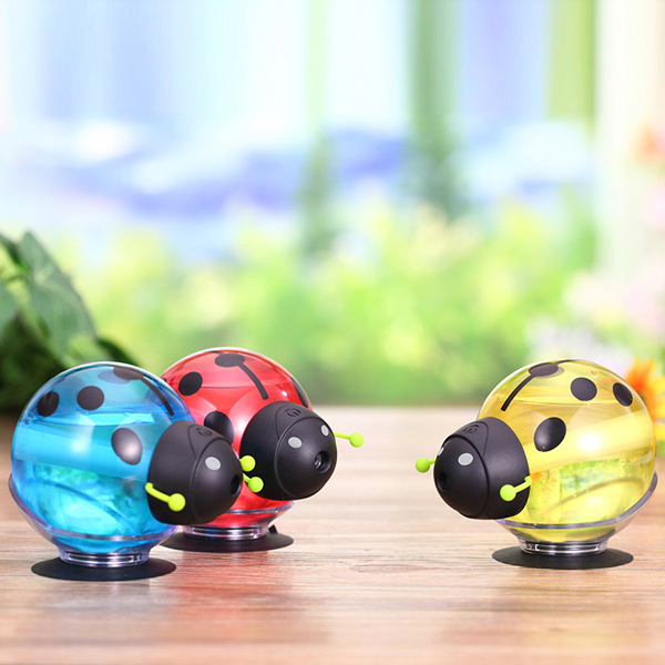 Creative Beetle Diffuser Spray Fogger Humidifier For Home Office