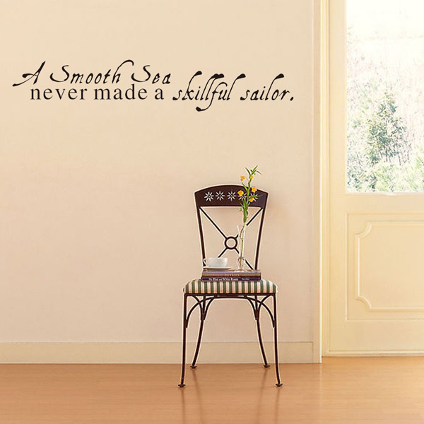 Motivational Removable Quote Wall Stickers