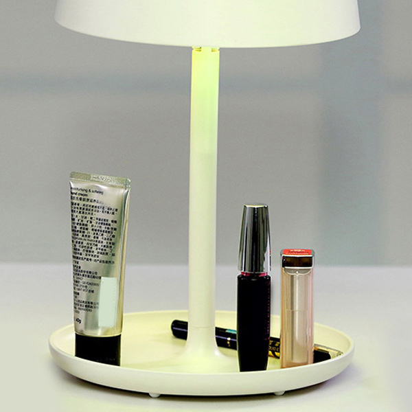 Multifonction charge LED Make Up Home Decor Miroir Lampe