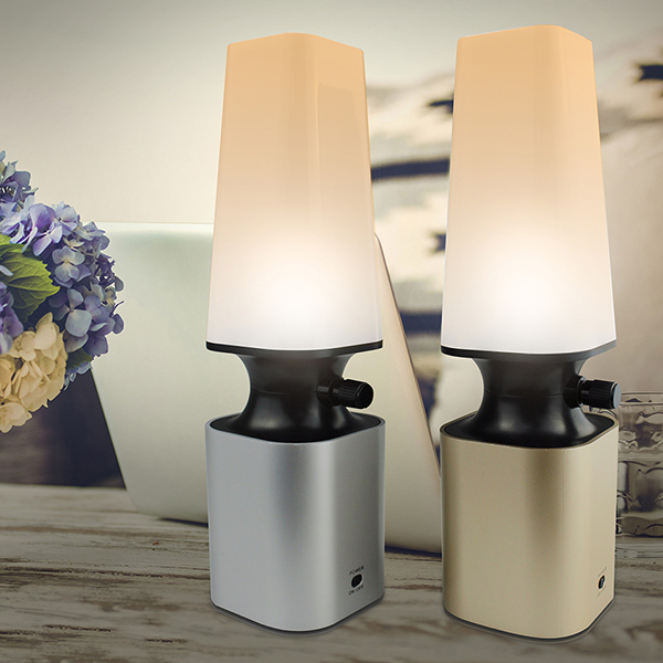 Rechageable Bedside LED Table Lamp
