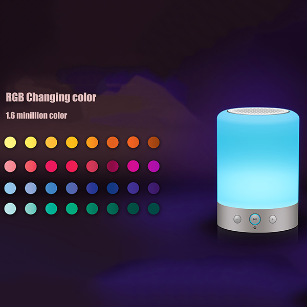 Sono lampe sans fil Bluetooth ordinateur portable