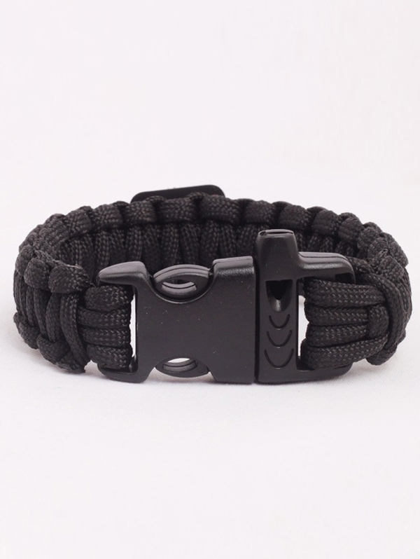Multifunction Camping Escape Seven Core Outdoor Umbrella Rope Bracelet