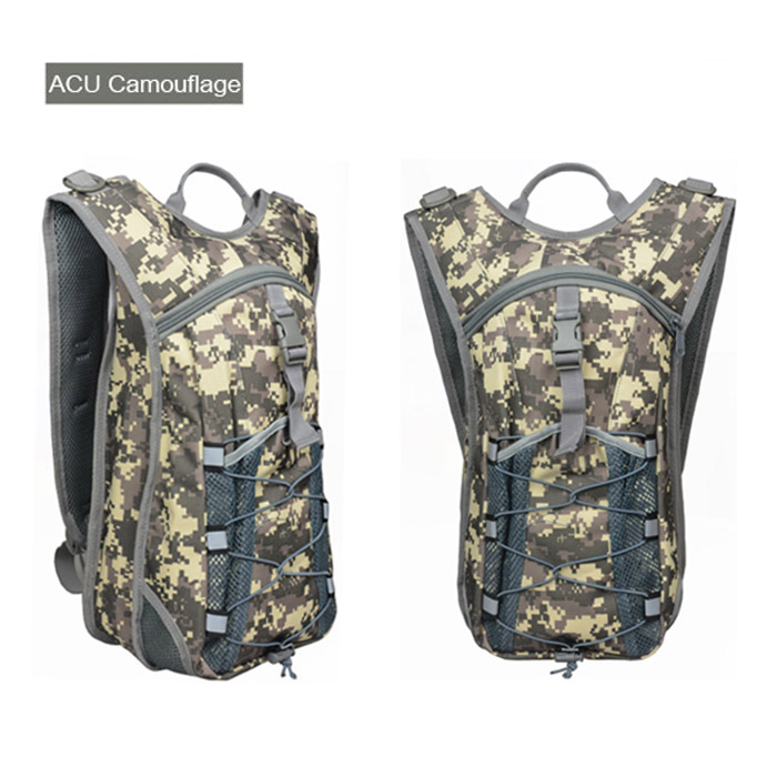 1000D Multifunctional Water-resistant Tactical Backpack