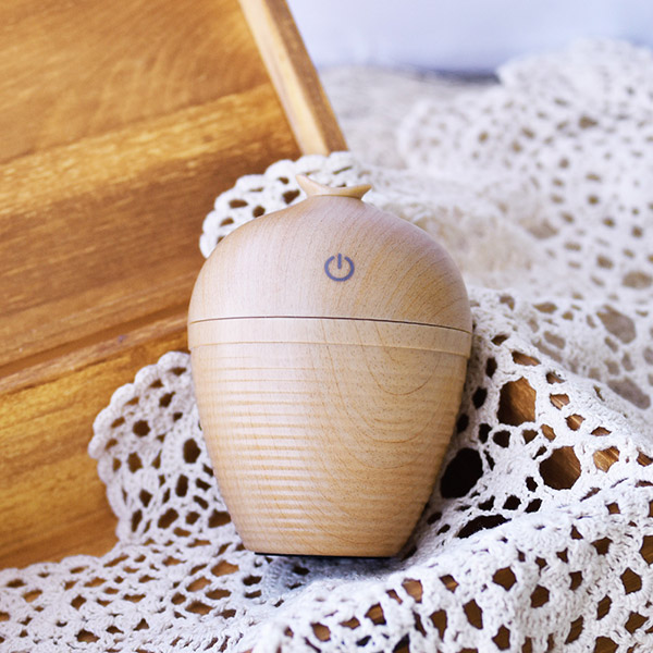 Silencieux similibois Aroma Diffuseur Mist humidificateur d'air