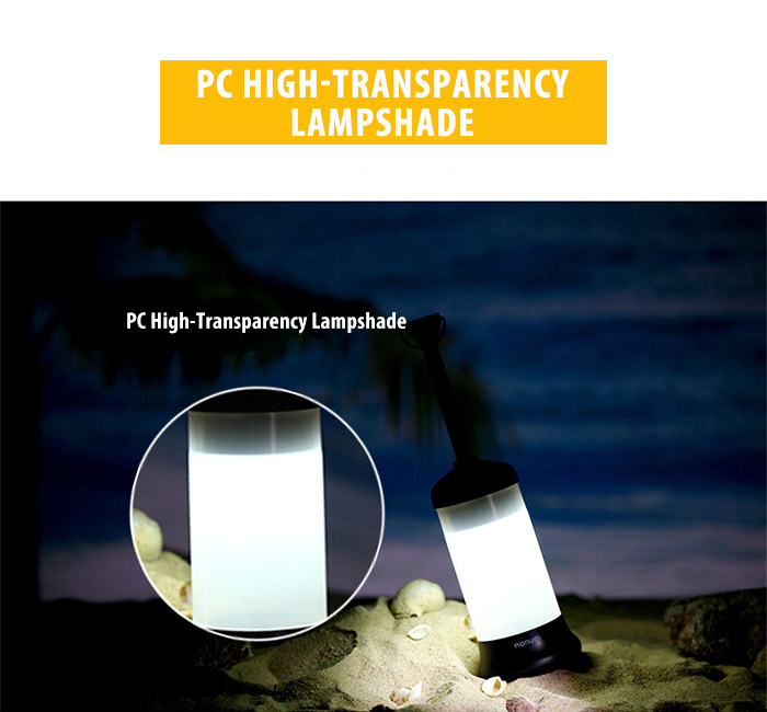 USB Rechargeable télescopique Lampe LED Night Light