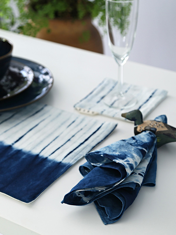 Dentelle Dyed Placemat