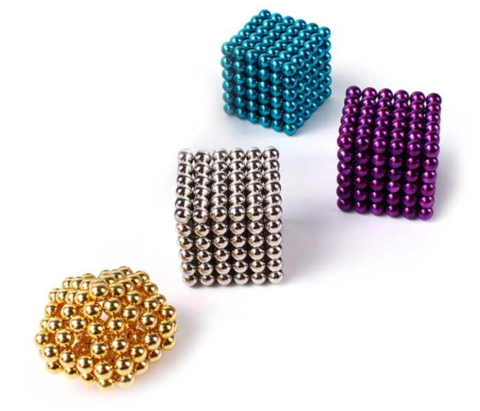 216 Pcs 3mm Education Toys Aimant Toys Multi Moulding Buckyballs
