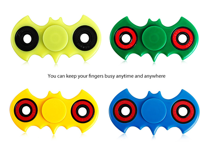 Anti-Stress Toy Bat Fidget Spinner