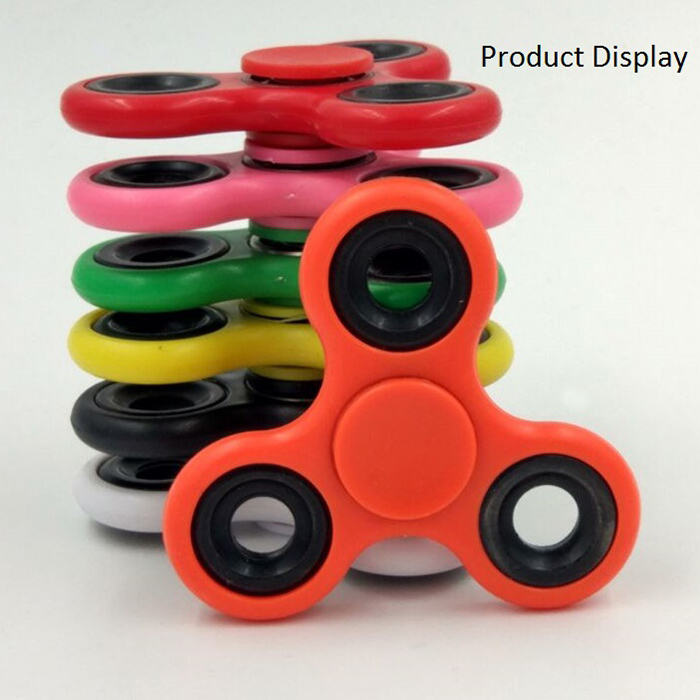 Fiddle Toys Triangle Gyro Fidget Spinner
