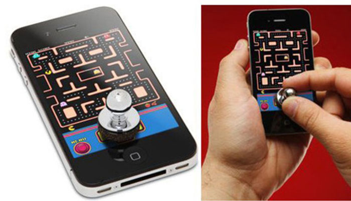 Apple Android Phone Touch Screen Sucker Juego Físico Joystick