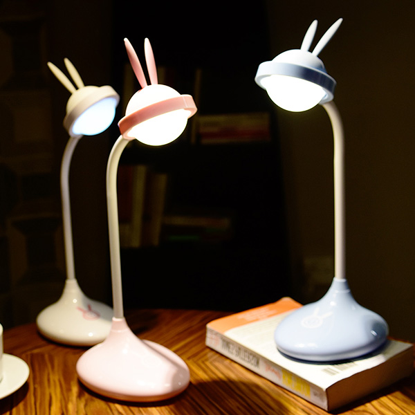 Lapin rechargeable LED Touch Table Lamp