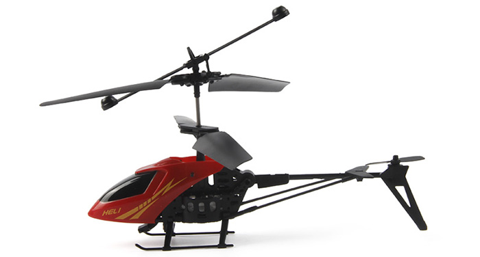 901 Radio Remote Control Aircraft 2.5CH Mini Helicopter Kids Gifts