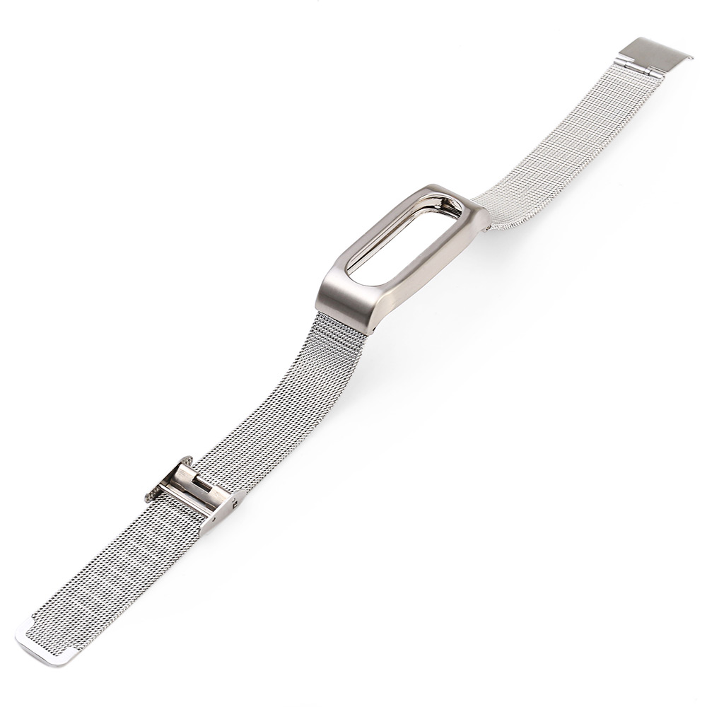 Original Xiaomi Watch Strap Stainless Steel Net Made for Miband 1 / 1S
