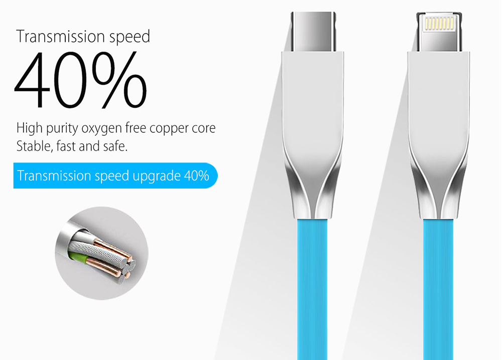 Moizen Magnetic Charging Cable 1.2m для iPhone Space Gray SNAP-C1A-1-SG