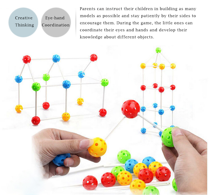 Educational Bead Assembly DIY Kit for Kids