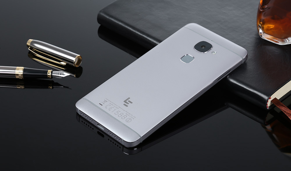 LETV LeEco 2 X520 Android 6.0 4G Phablet 5.5 inch Arc Screen Qualcomm Snapdragon 652 Octa Core 1.8GHz 3GB RAM 32GB ROM 16MP Main Camera Fingerprint ID