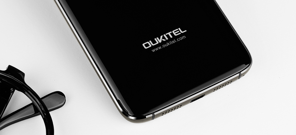 Oukitel U22 3G Phablet 5.5 inch Android 7.0 MTK6580A Quad Core 1.3GHz 2GB RAM 16GB ROM Fingerprint Sensor Dual Front Cameras
