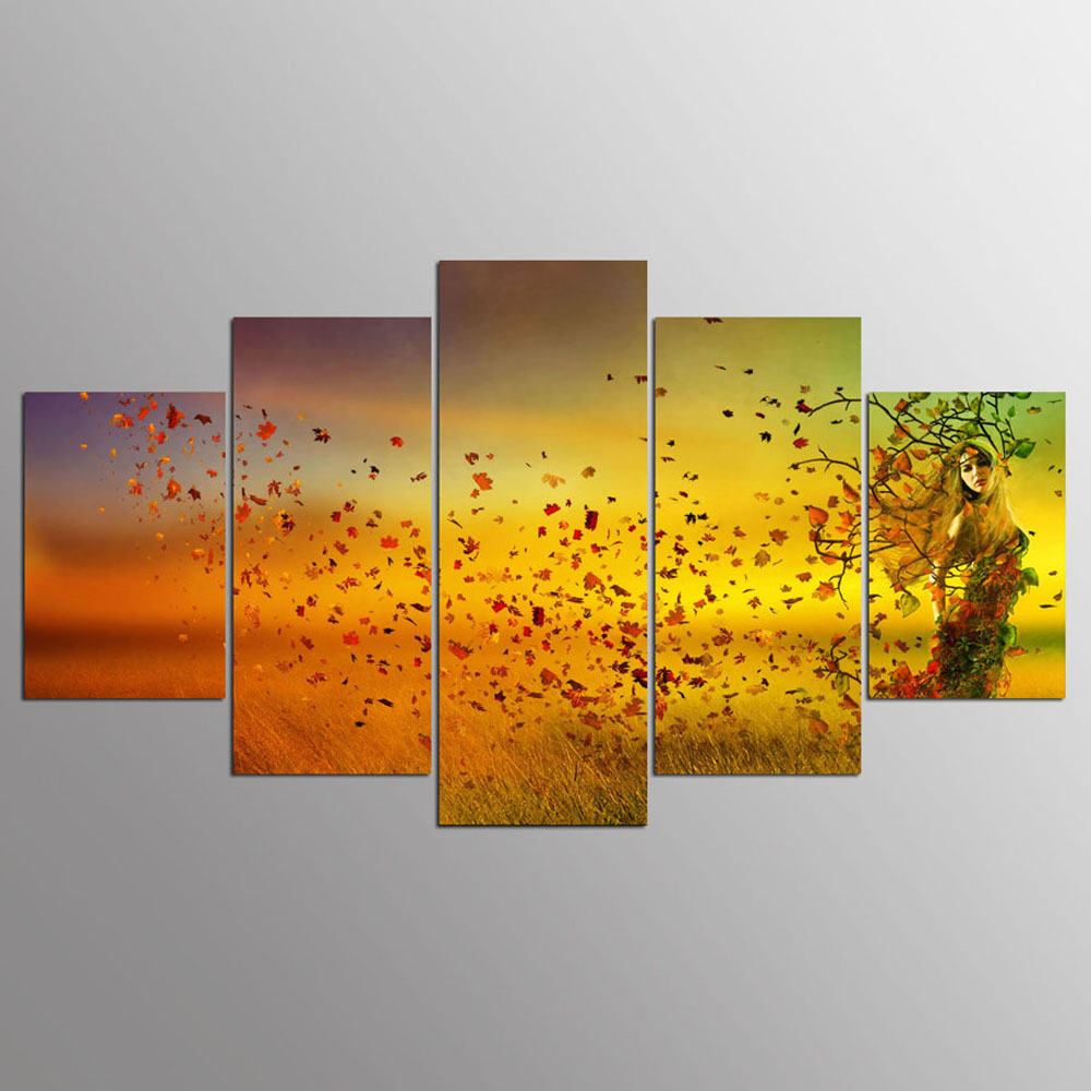 Funky Infusion Wall Art Vignette - Art & Wall Decor - hecatalog.info