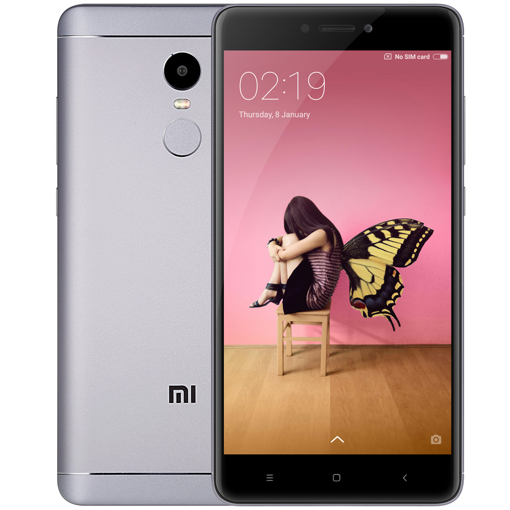 Xiaomi Redmi Note 4x International Version 3gb 32gb Unlock 4g Mobile 4 64gb Black