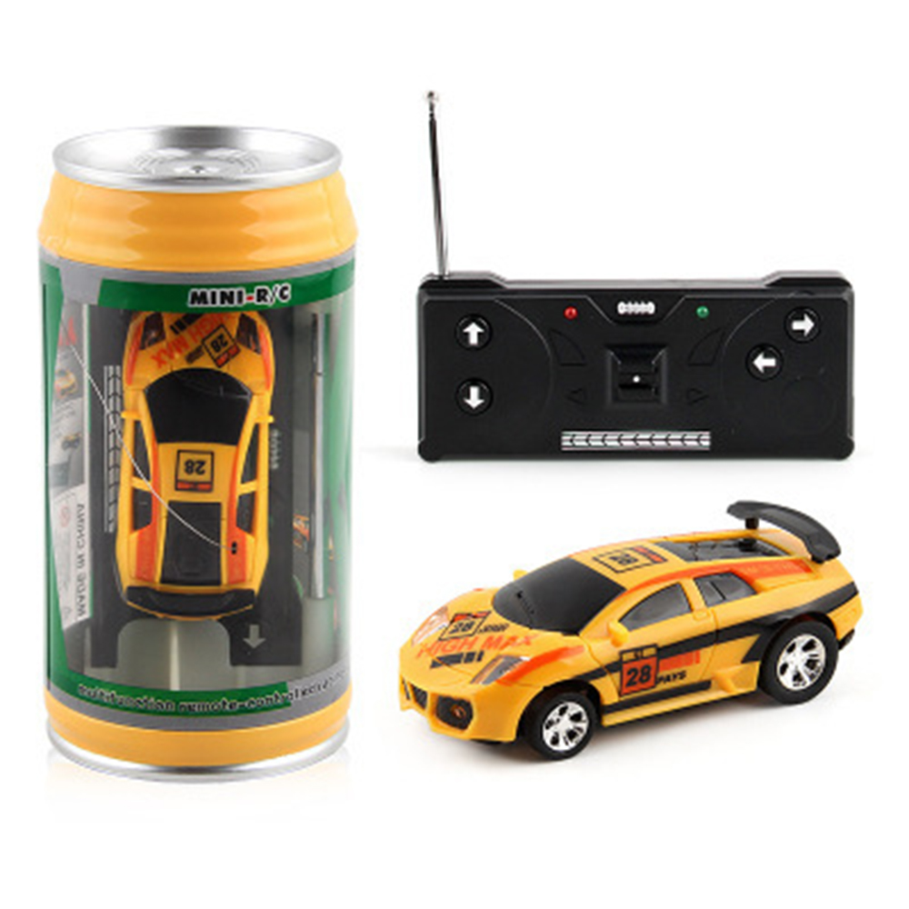 coke can car mini speed rc radio remote control micro racing car kids gift xmas ebay. Black Bedroom Furniture Sets. Home Design Ideas