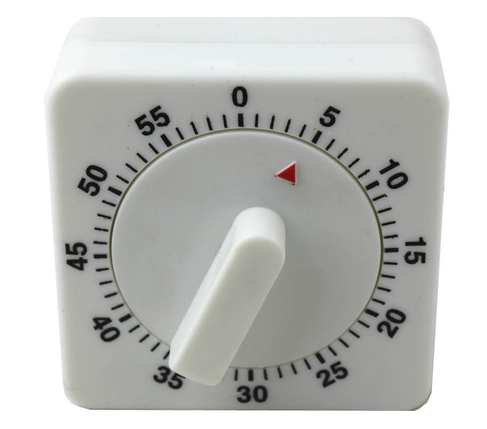 60 Minutes Cooking Count Down Timer Reminder Kitchen Timing Device