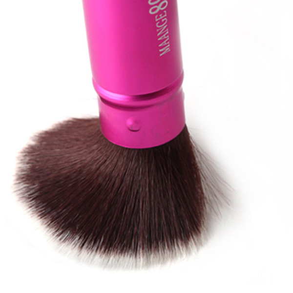 Télescopique Conception Nylon Blush Brush