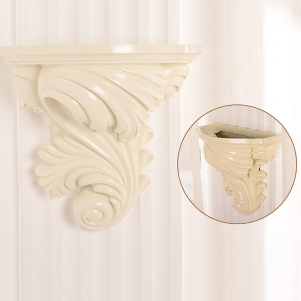 Retro Accueil Craft Décoration Hanging Wall Flower Pot