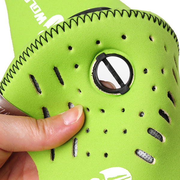 Multifunction Windproof Activate Carbon Anti-Fog Filter Cycling Mask