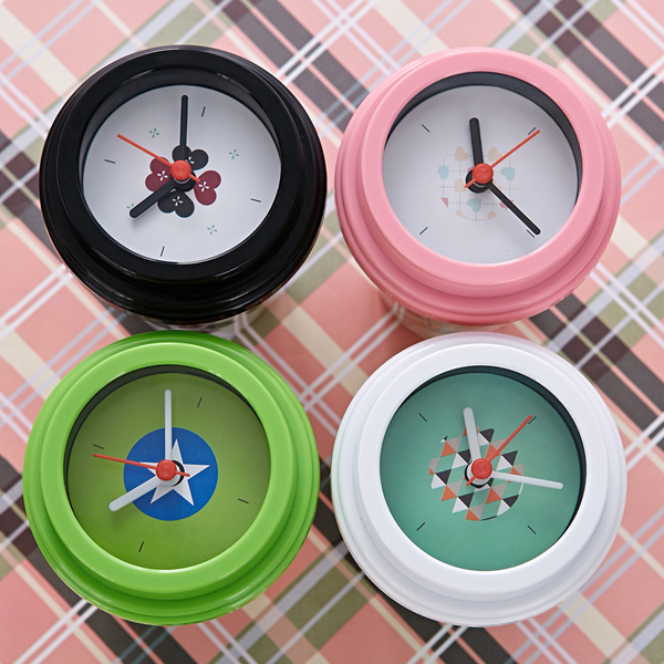 Hot Sale Décoration intérieure Environmental Mug Shape Clock