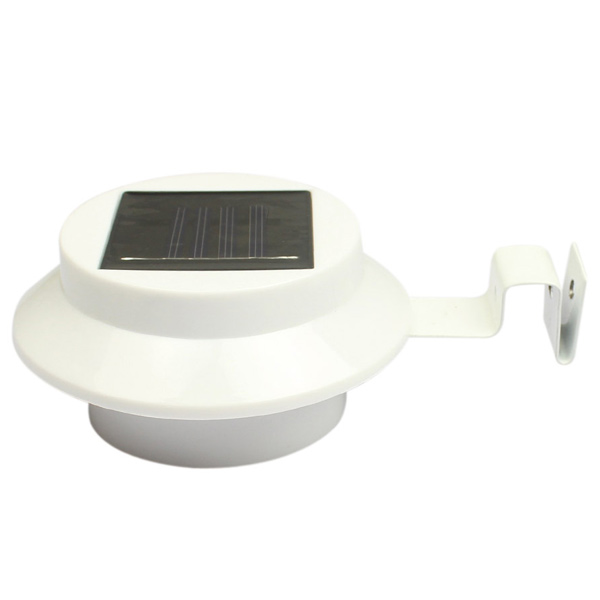 Luz Solar Cerca Patio Jardín  Decorativo Impermeable