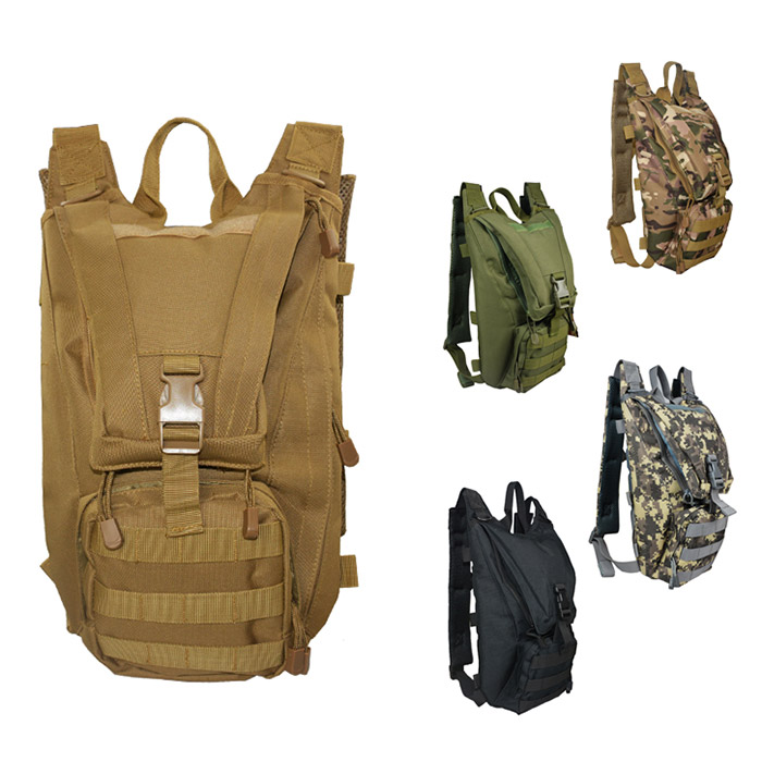 1000D Multifunctional Outdoor Waterproof Tactical Backpack