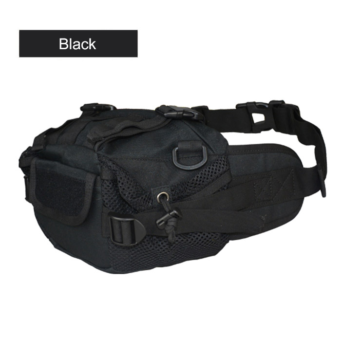 1000D Outdoor Waterproof Multifunctional Tactical Waist Bag