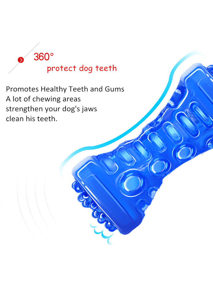 Bite Resistant Flexible Dog Molar Rod
