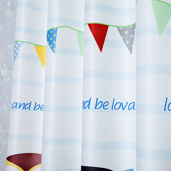 Fenêtre Owl Screening Imprimer Blackout Curtain