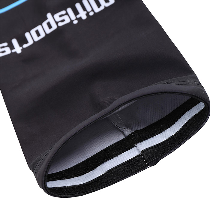 Letter Striped Cycling Arm Sleeves