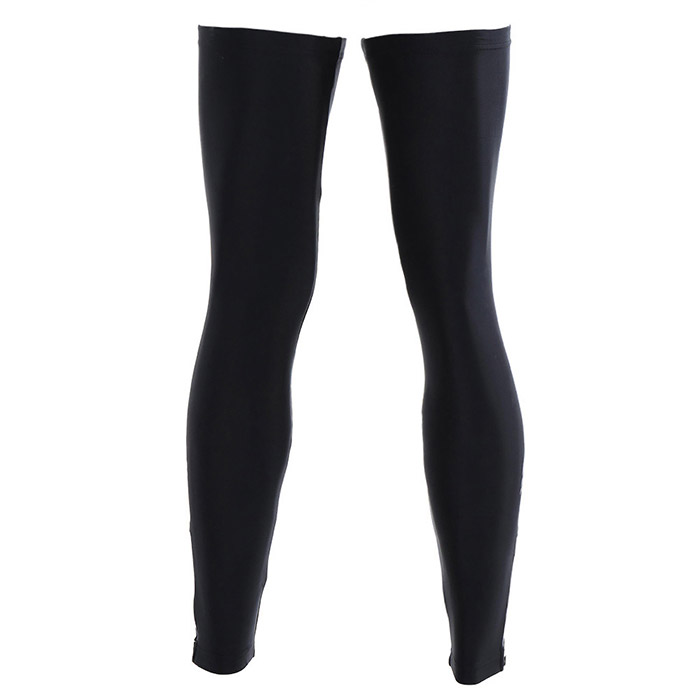 Zipper Reflective Cycling Leg Sleeves