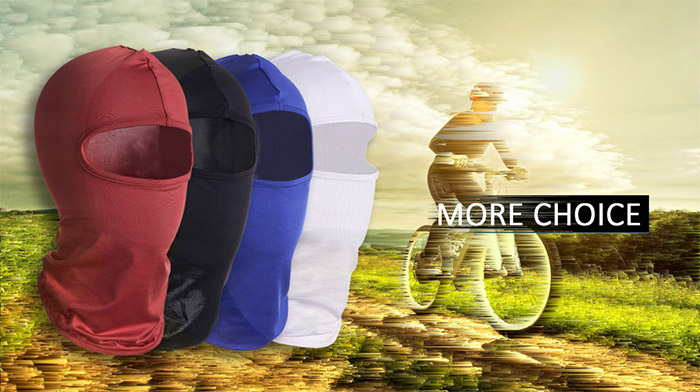 Outdoor Quick Dry Full Face Cycling Mask