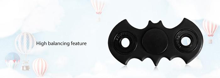 Anti-Stress Focus Toy Bat Fidget Spinner
