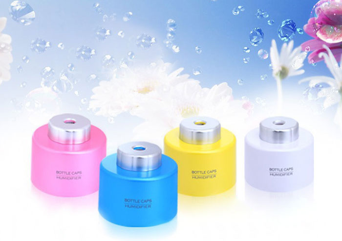 Humidificador Mini Portable botella de agua USB