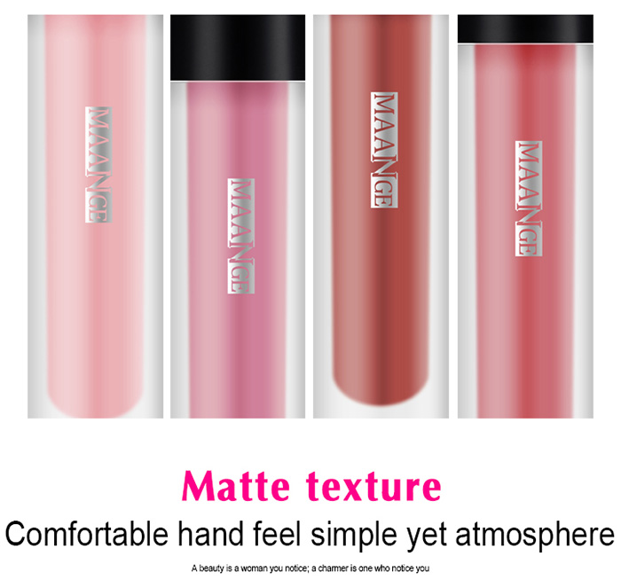 Long Wear Matte Moisturizing Lip Glaze