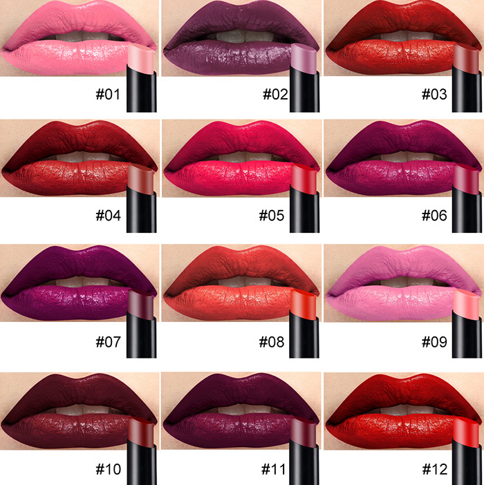Double-headed Matte Lasting Lipstick Pen