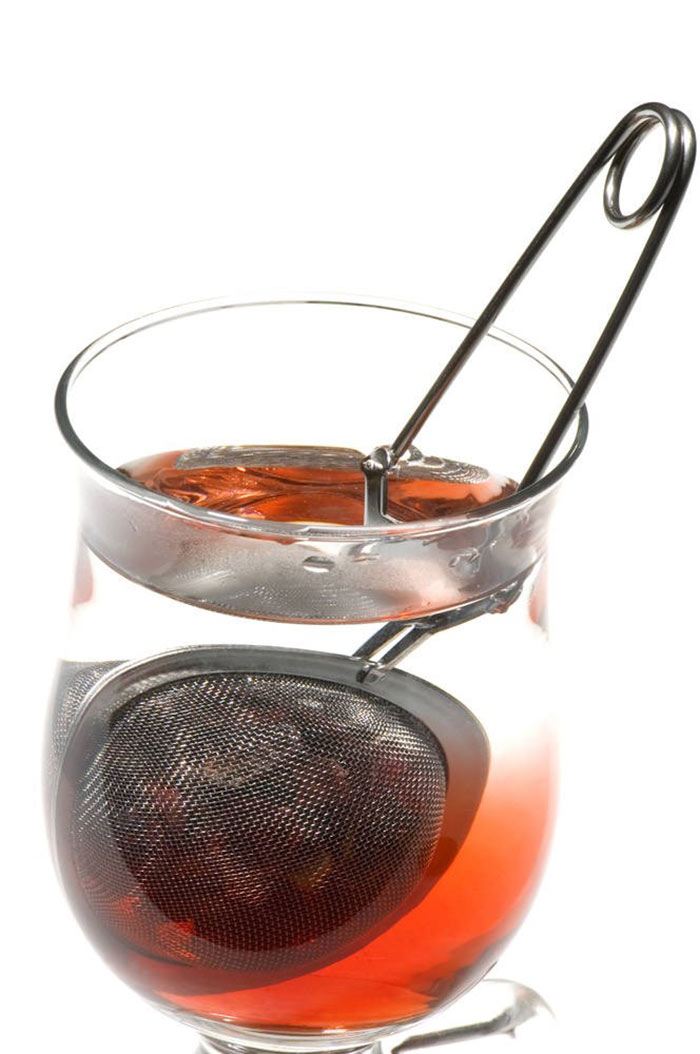 Kitchen Cooking Tool Tea Strainer Ball Filter with Handle