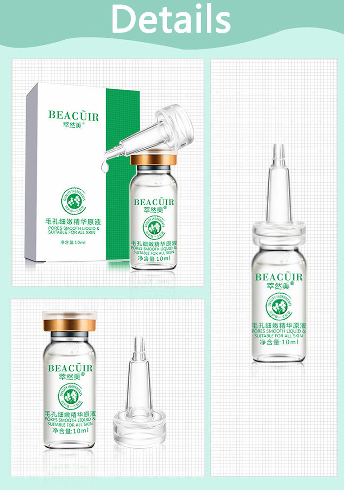 10ml * 1pc Skin Repair Shrink Pores Essence Liquid