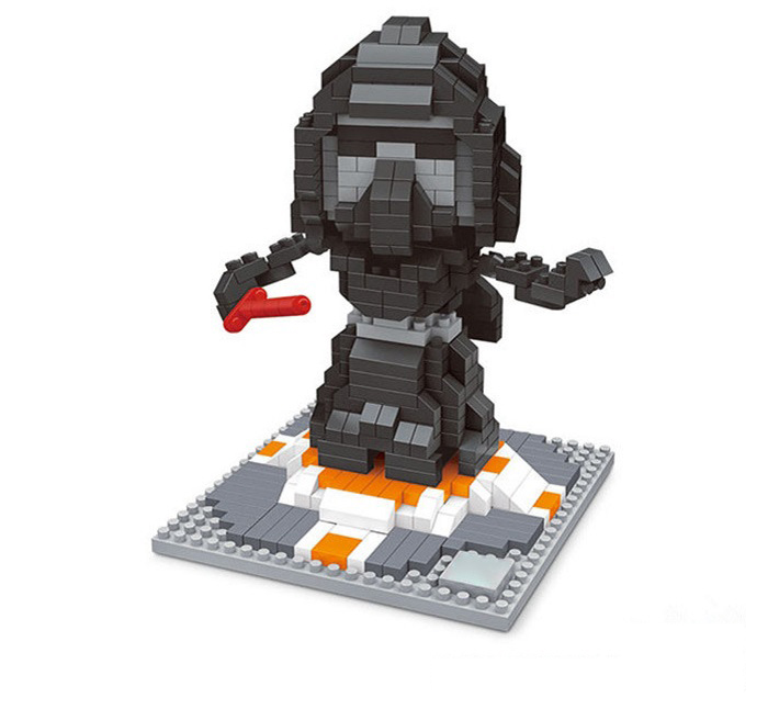 Kylo Ren Building Block Educational Toy Birthday Present