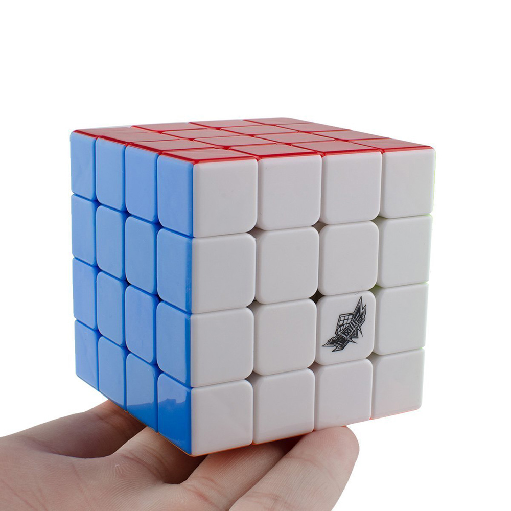 Speed Cube 4 x 4 Smooth Magic Cube Puzzles Jouets