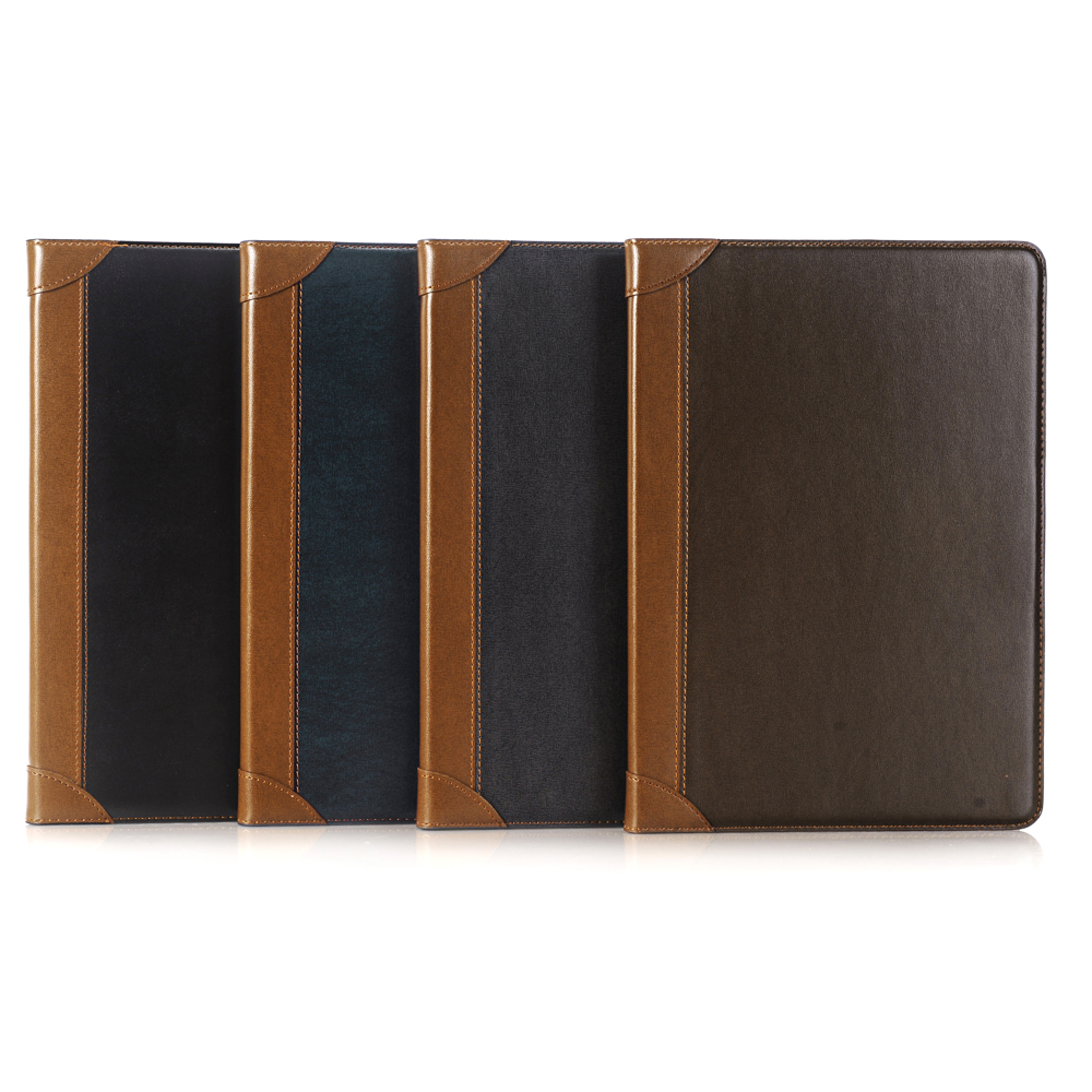 Pour iPad Air Case Mode Contracté Couverture Homme Style iPad 5 Smart Cover Case