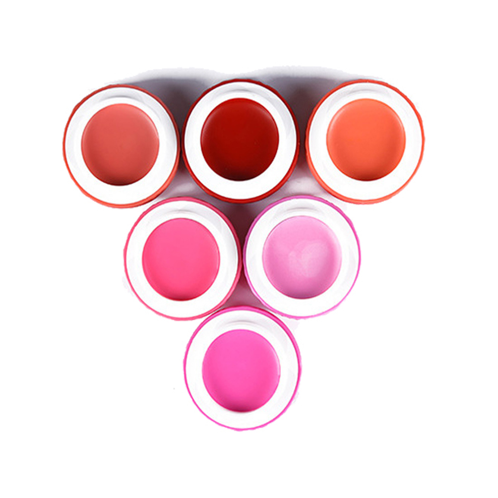 6 Couleurs Maquillage Blush Nail Miel Maquillage Blush Visage Soins Bulles Couleurs Blush Blush Cosmétiques Maquillage Pour